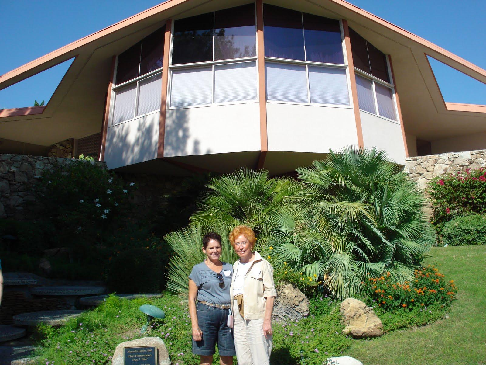 Palm Springs Celebrity Homes Tour