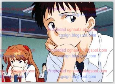 End of Evangelion: Neon Genesis Evangelion Review conceptual