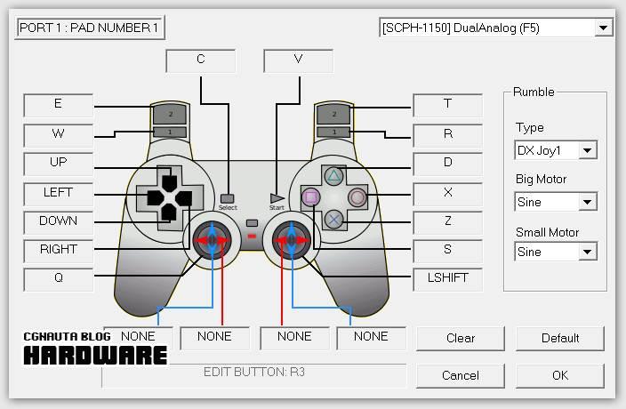 Controlador Acteck Xtreme Agj-3200
