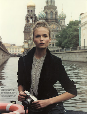 Natasha Poly, from Russia with Love