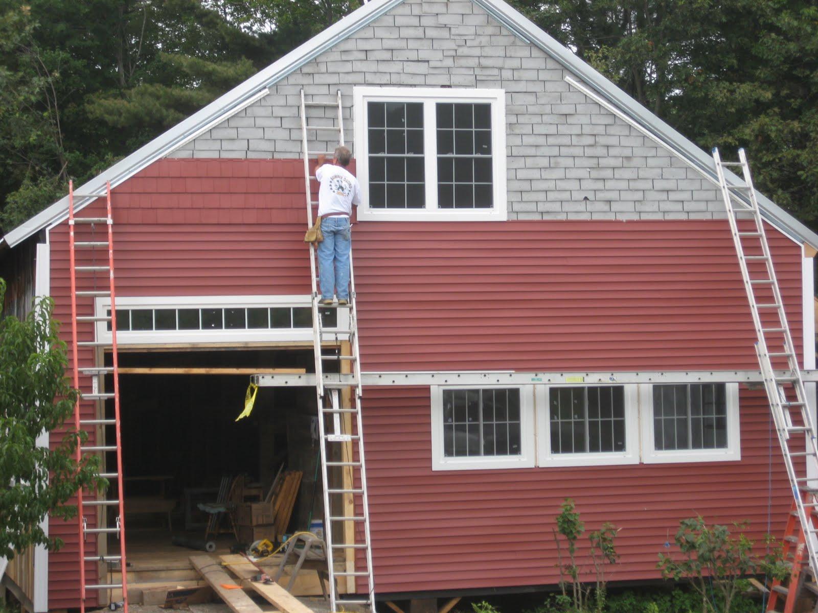 Red Vinyl Siding For Barns Tcworks Org