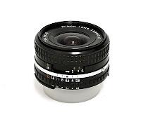 Nikon Series E 28 f/2.8
