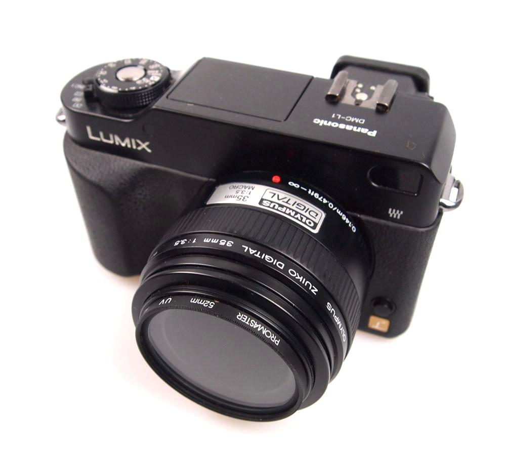 Deffekt ? 2 Cameras MüHsam Olympos And Canon