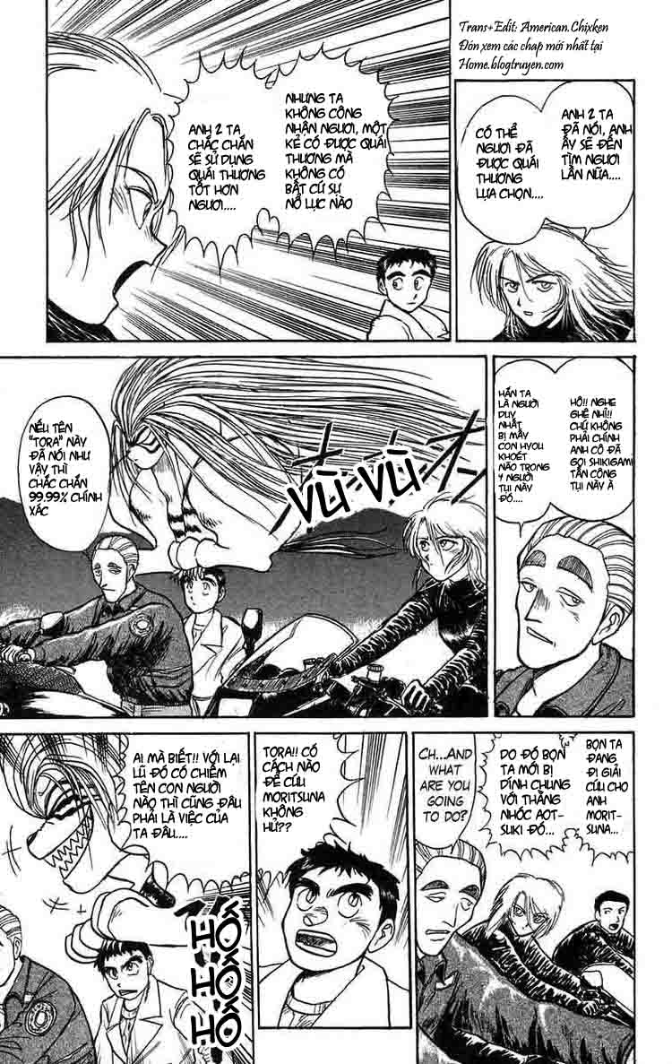 Ushio and Tora Chap 88 - Truyen.Chap.VN