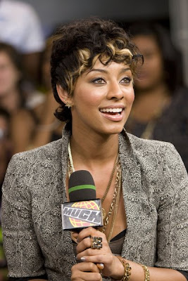 Keri Hilson New Short Hairstyle Humanity Hairstyles Trend