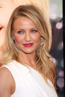 Online Beauty Salon: Cameron Diaz Fashionable Haircut Styles