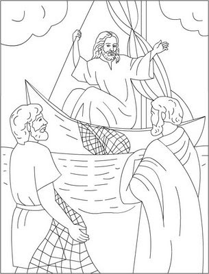 Nicole's Free Coloring Pages: Jesus Loves Me * Bible