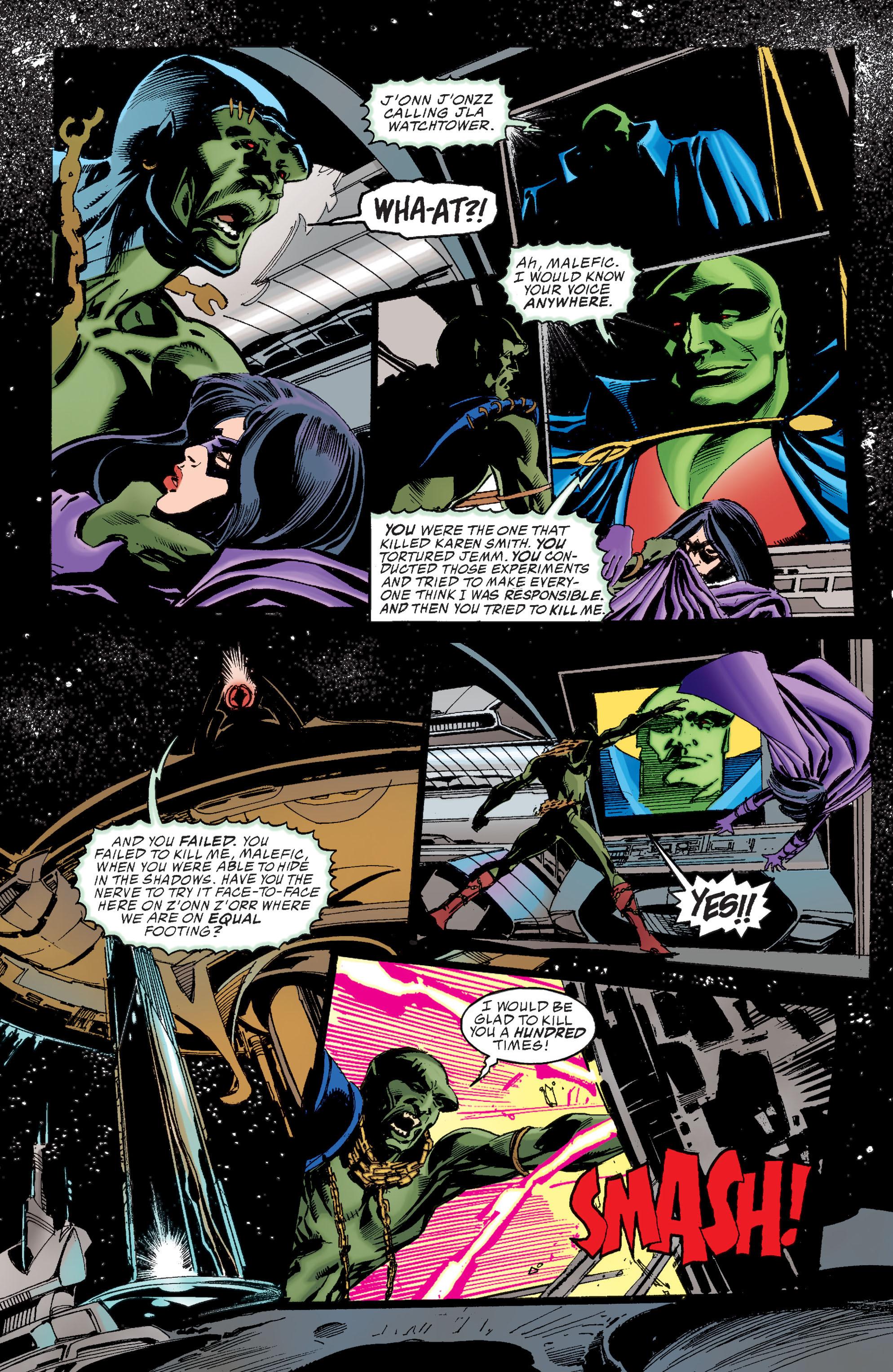Read online Martian Manhunter: Son of Mars comic -  Issue # TPB - 221