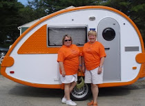 """Glamping"" with Nancy"
