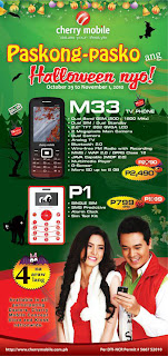 cheap M33 and P1 for Halloween 2010 in the Philippines