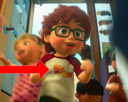 Toy Story 3 Easter Eggs - sandwichjohnfilms