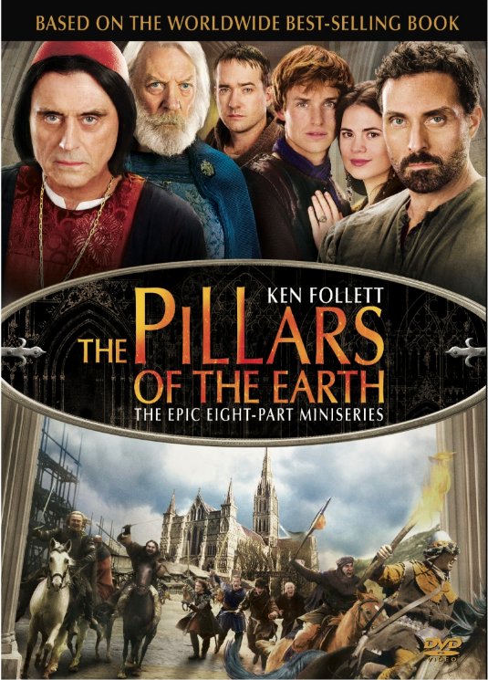 Pillars Of The Earth Dvd Giveaway Sandwichjohnfilms