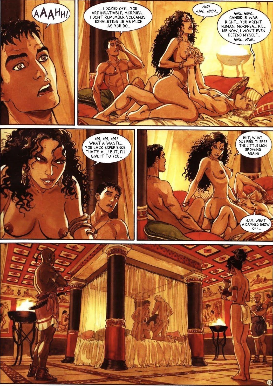 2d comic golden rome episodes 12 - 3 part 9