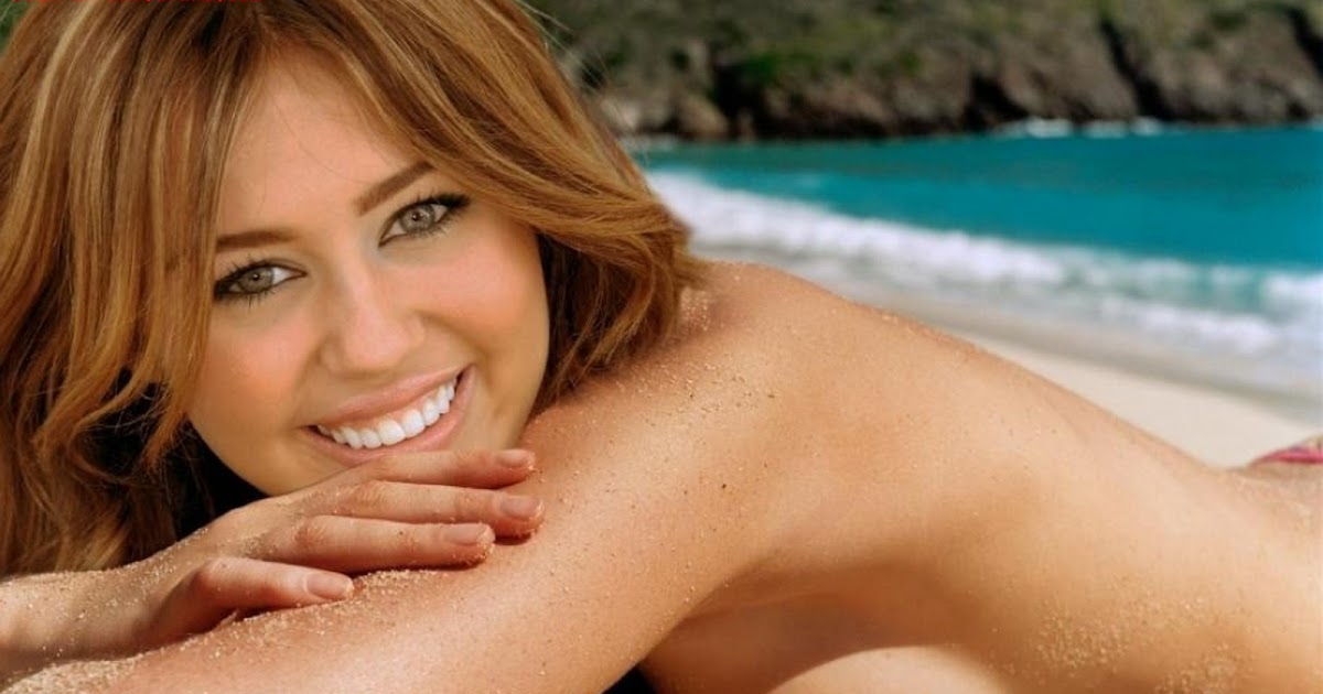 miley cyrus gets naked on cam