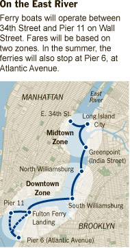 Roosevelt Islander Online: New York City East River Ferry