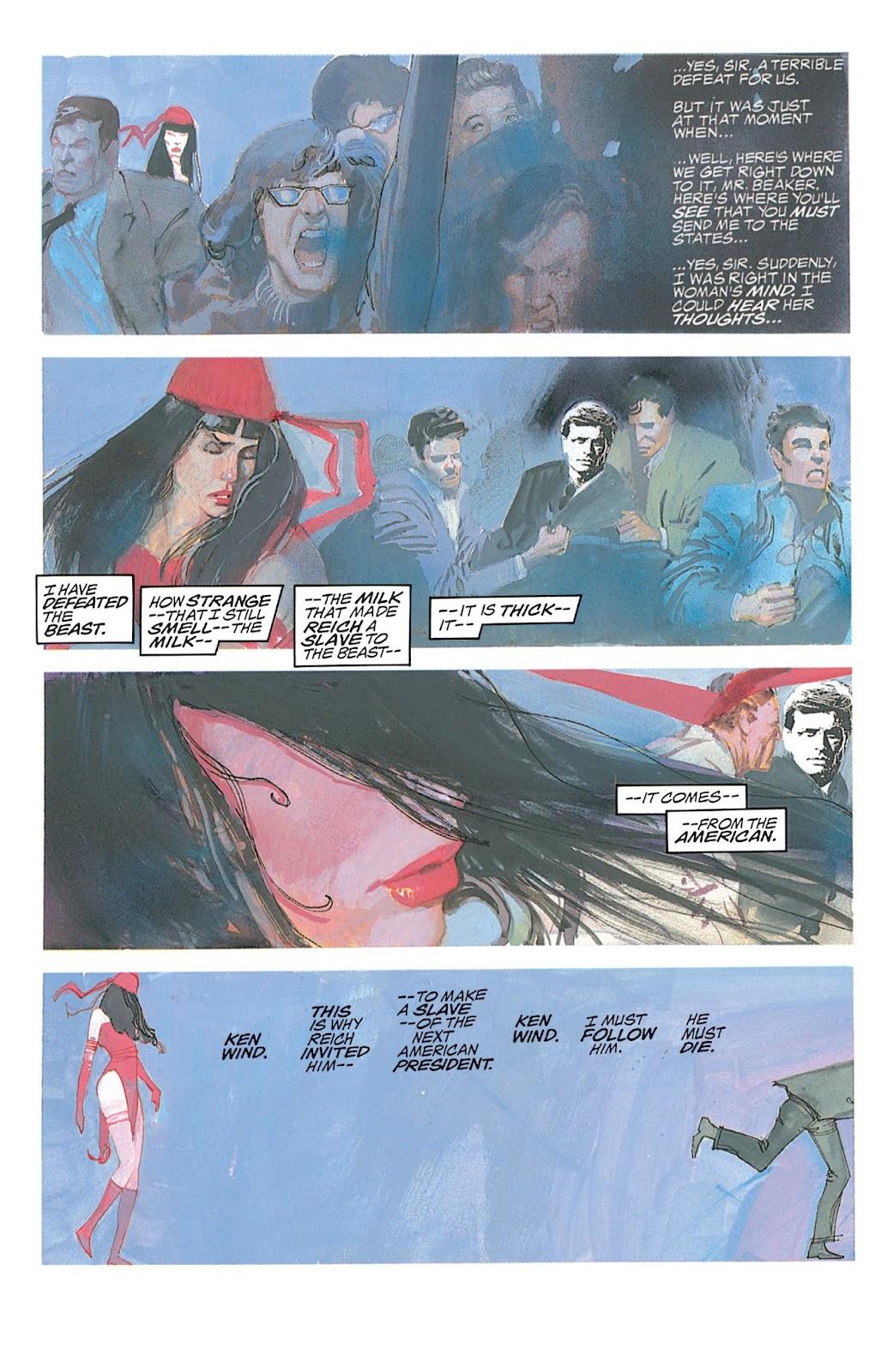Elektra: Assassin (1986) _TPB_(Part_2) Page 1
