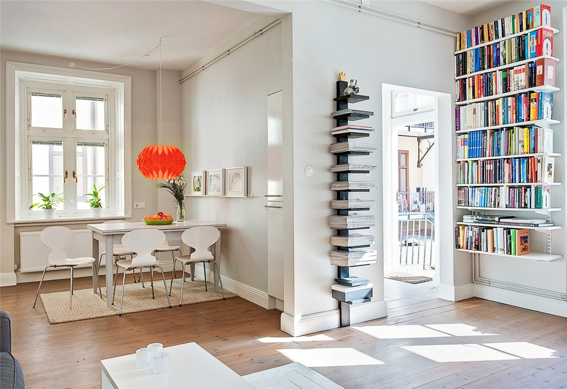 Apartment Therapy - Small spaces