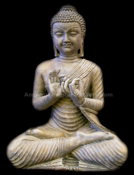 The early evidence of buddhism in china
