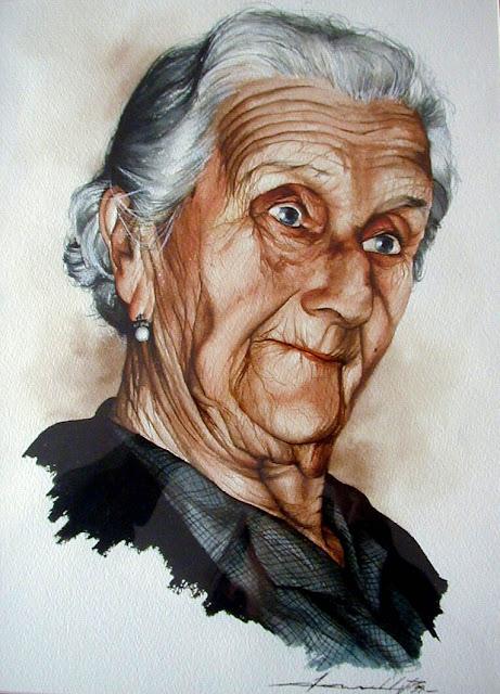 Inmaculada Juárez 1975 | pintor realista español