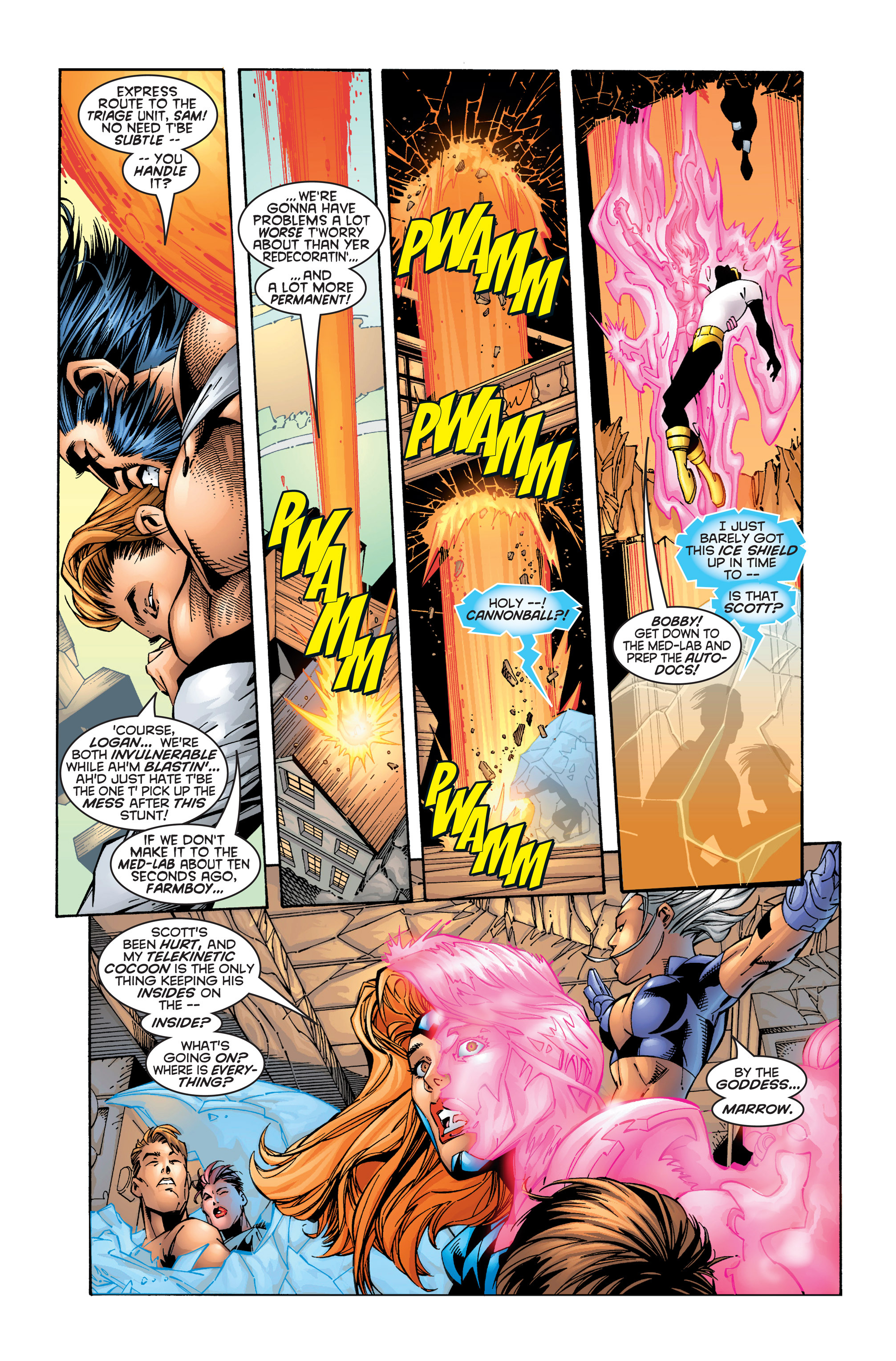 X-Men (1991) 70 Page 7