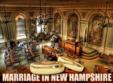 Gay marriage in new hampshire