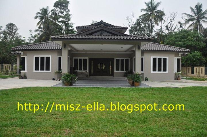 Design Depan Rumah Banglo & Design Depan Rumah Banglo \u0026 Design Rumah Banglo English Style