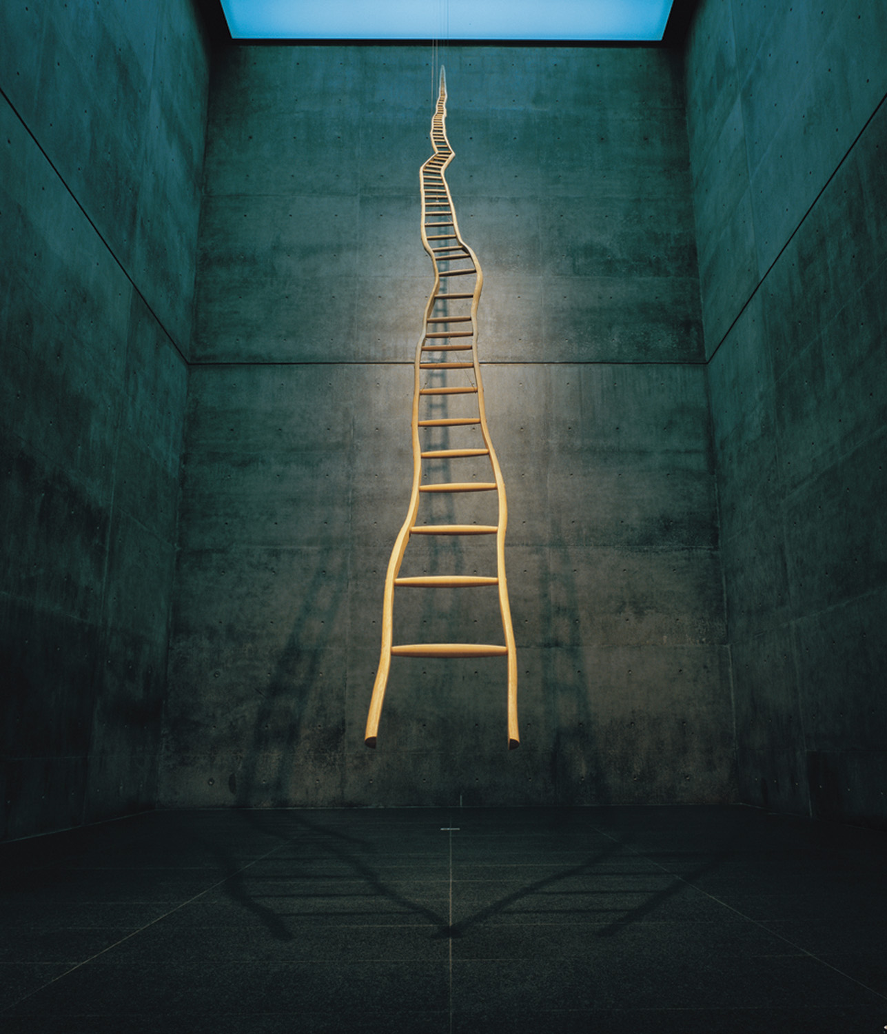 What Does Gti Stand For >> sga art history: 20-B Martin Puryear, Ladder for Booker T ...