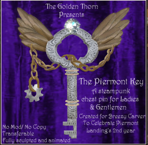 The Piermont Pin