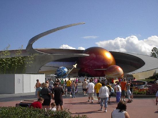 mission to mars ride epcot - photo #9