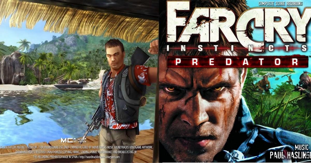 Soundtrack List Covers Farcry Instincts Predator Paul Haslinger