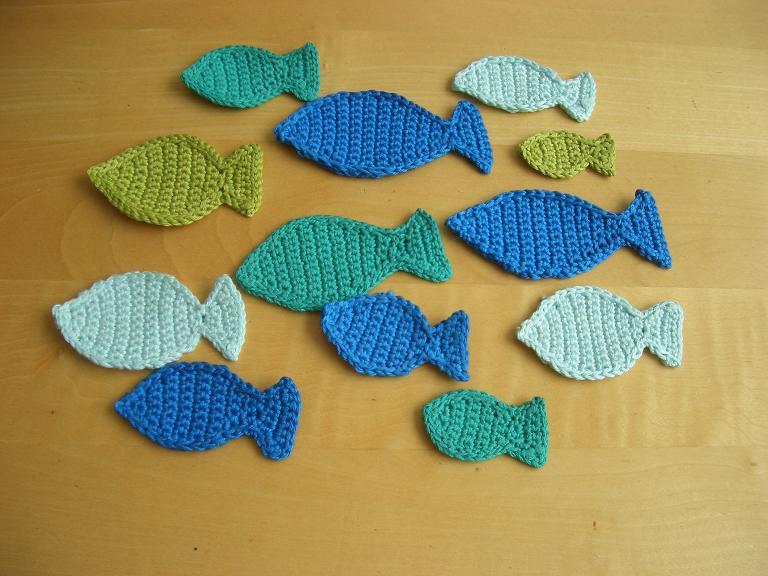 Fisch Häkeln Anleitung My Blog