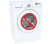 Buck Up Chinny: LG Washer LE Error