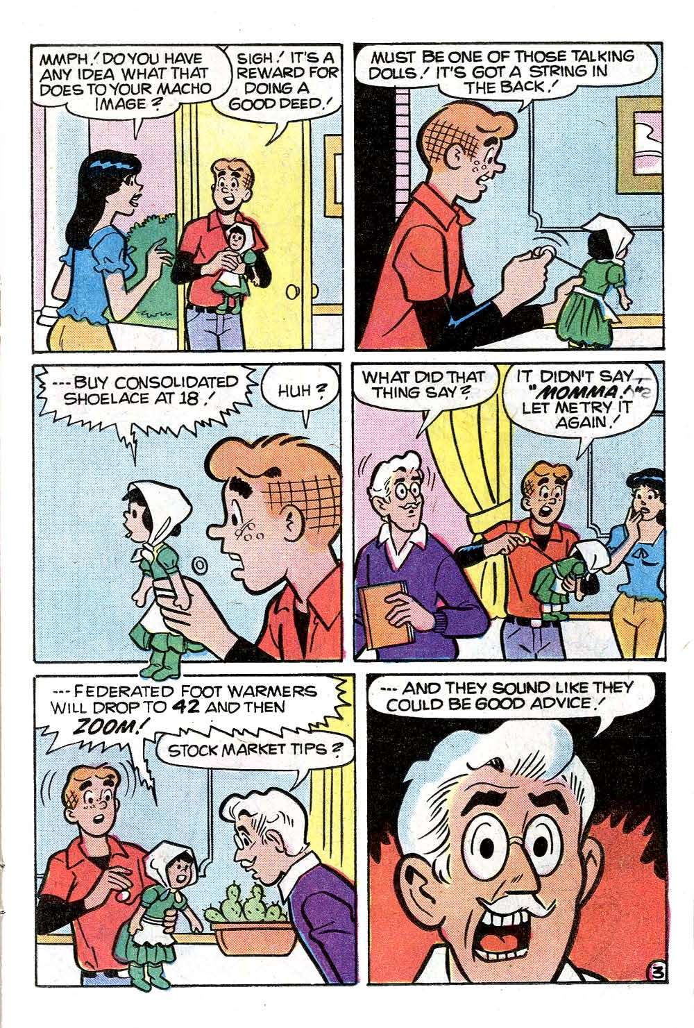 Read online Archie (1960) comic -  Issue #273 - 15
