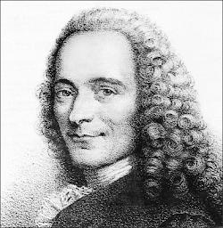 La tinaja de Diógenes: Voltaire