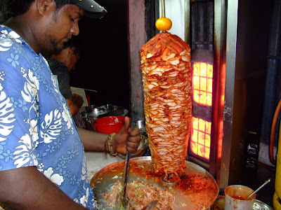 Burger's King - Mr Burger King - Malay St Chicken Shawarma