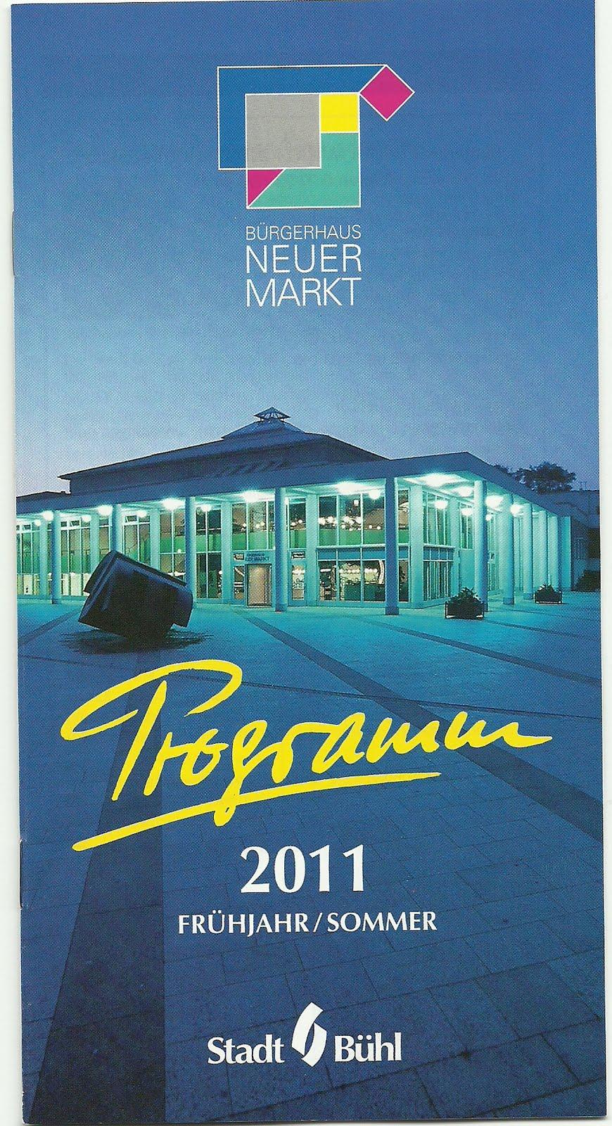 tønder festival program 2011
