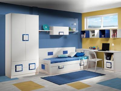 Dormitorios infantiles y juveniles para ni as ni os y - Dormitorio de ninos ...
