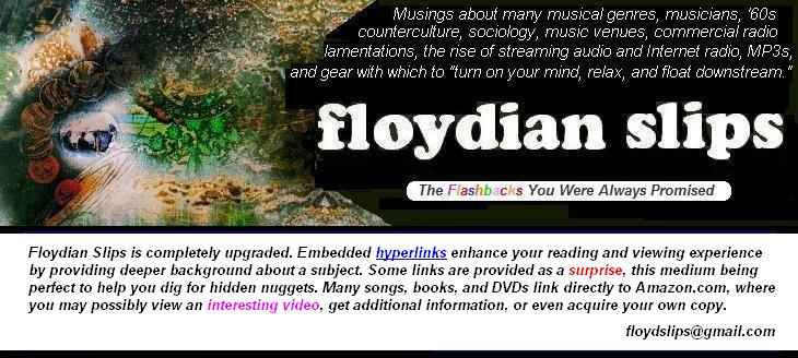 Floydian Slips: Maximizing (Non-iPod) MP3 Player Capability