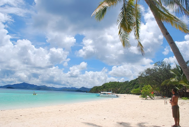 Coron Beach Guide