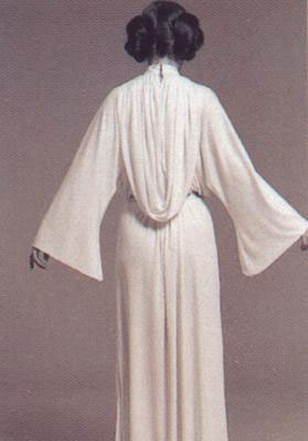 Here Is My Tutorial For Making The Star Wars A New Hope Princess Leia Senatorial Gown With Waist Seam Movie Accurate Way As Far We Can All