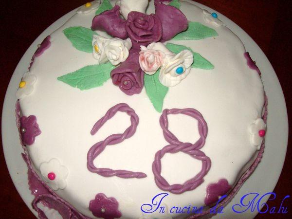 Eccezionale In cucina da Malu': Torta anniversario IE97