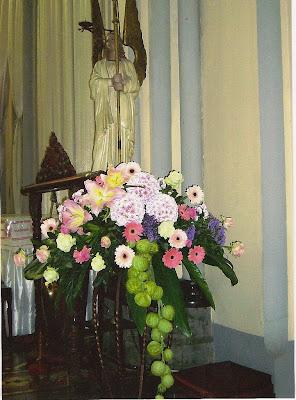 serafien - perangkai bunga liturgis: aug 21, 2009