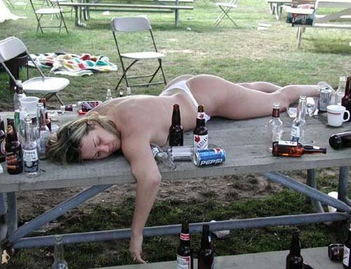 naked drunk girls