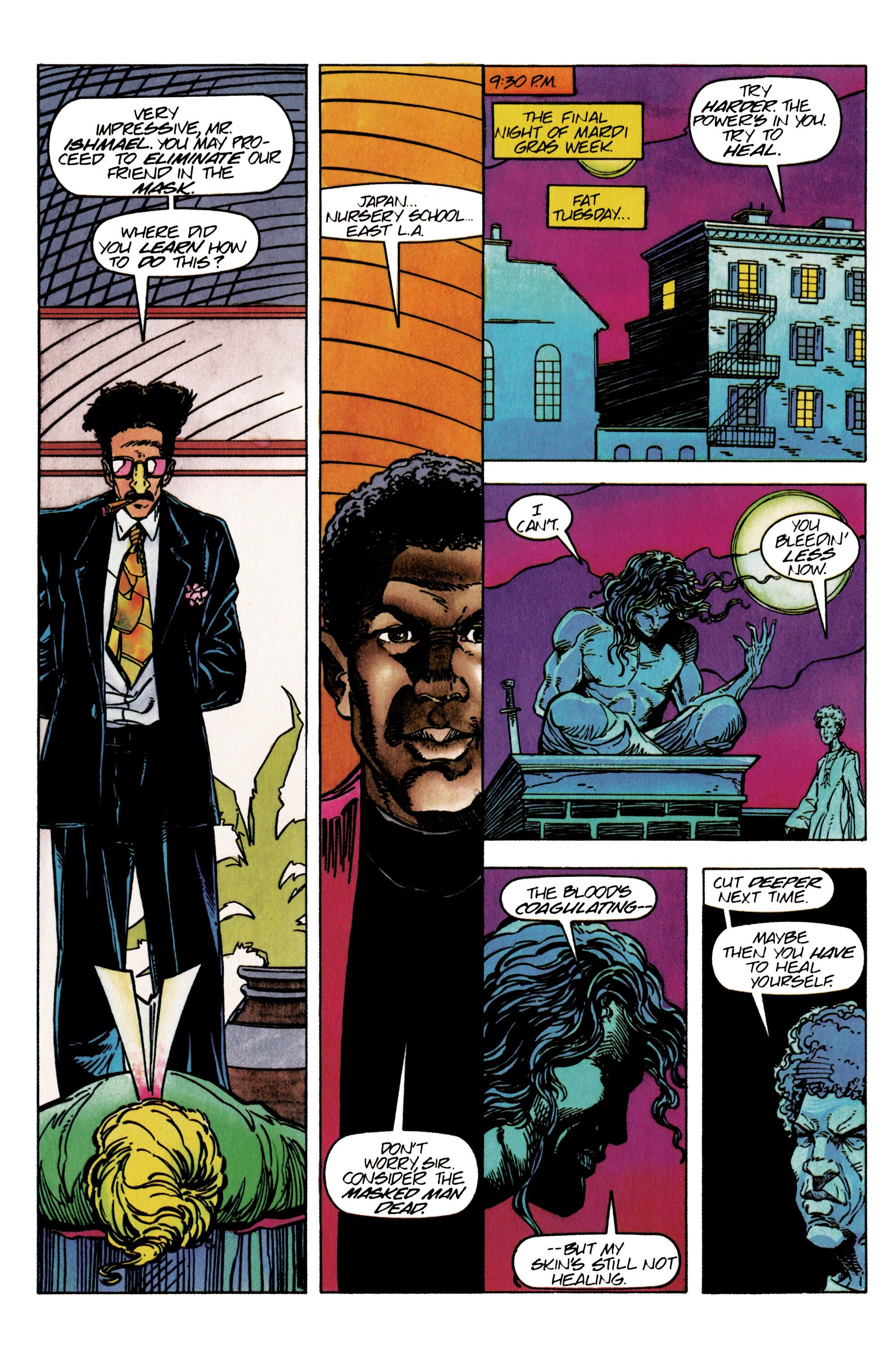 Read online Shadowman (1992) comic -  Issue #26 - 14