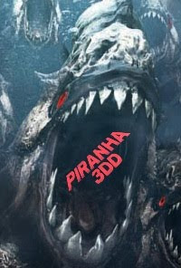 Piranha 3DD La Película