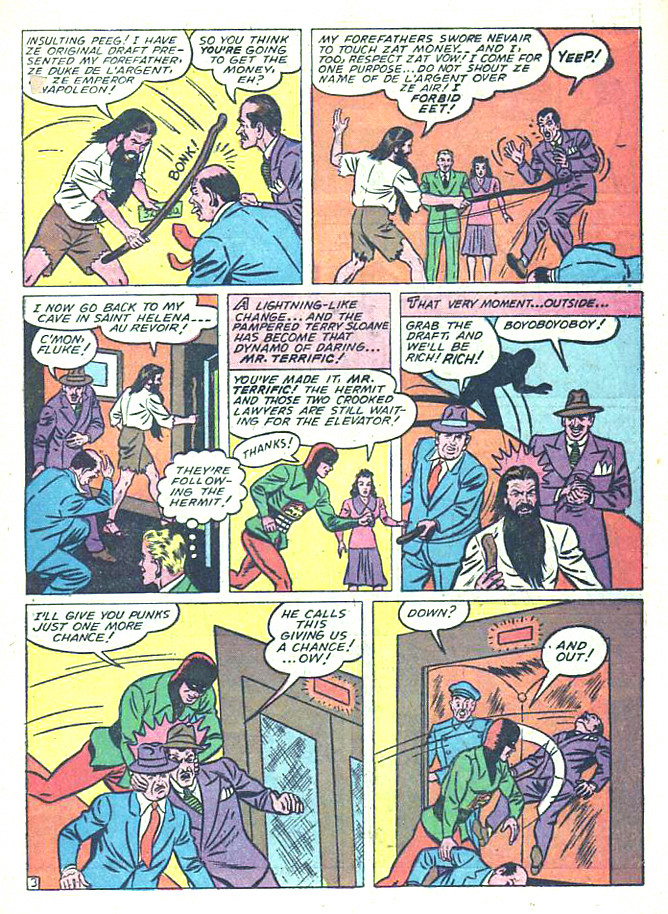Sensation (Mystery) Comics issue 17 - Page 39