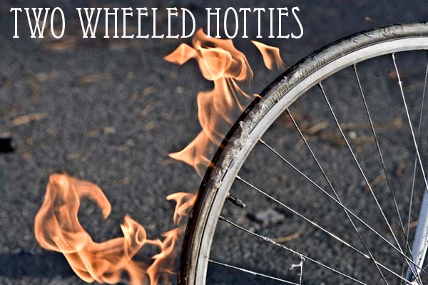 Two Wheeled Hotties - fixed gear, 10 speed, single speed bikes