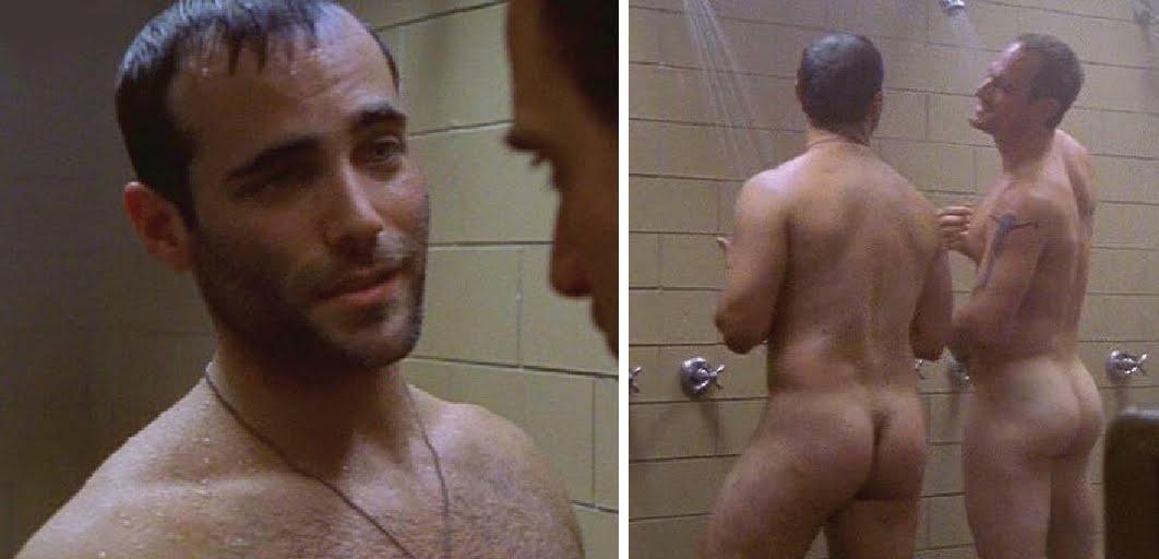 chris meloni naked shower · elisabeth shue naked sex