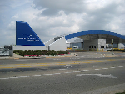 Lockheed Martin Fort Worth Map