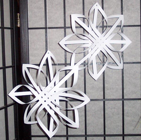 Sterne Basteln Papierstreifen Weihnachten 2019